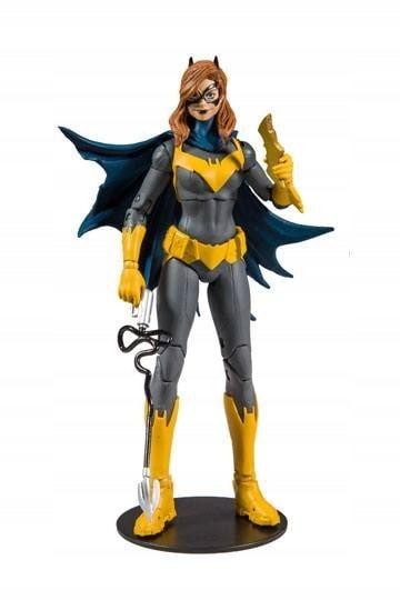 DC Rebirth Build A Action Figure Batgirl (Art of t - 1