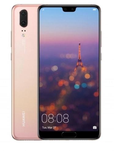 Huawei P20 4/128GB Dual Sim Pink - 1