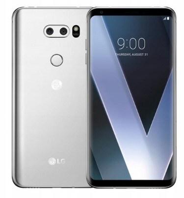 LG V30 4/64GB Full Vision H930 Silver - 1