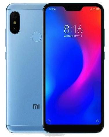 Xiaomi Redmi Note 6 Pro blue, 3/32GB  MZB6888EU - 1