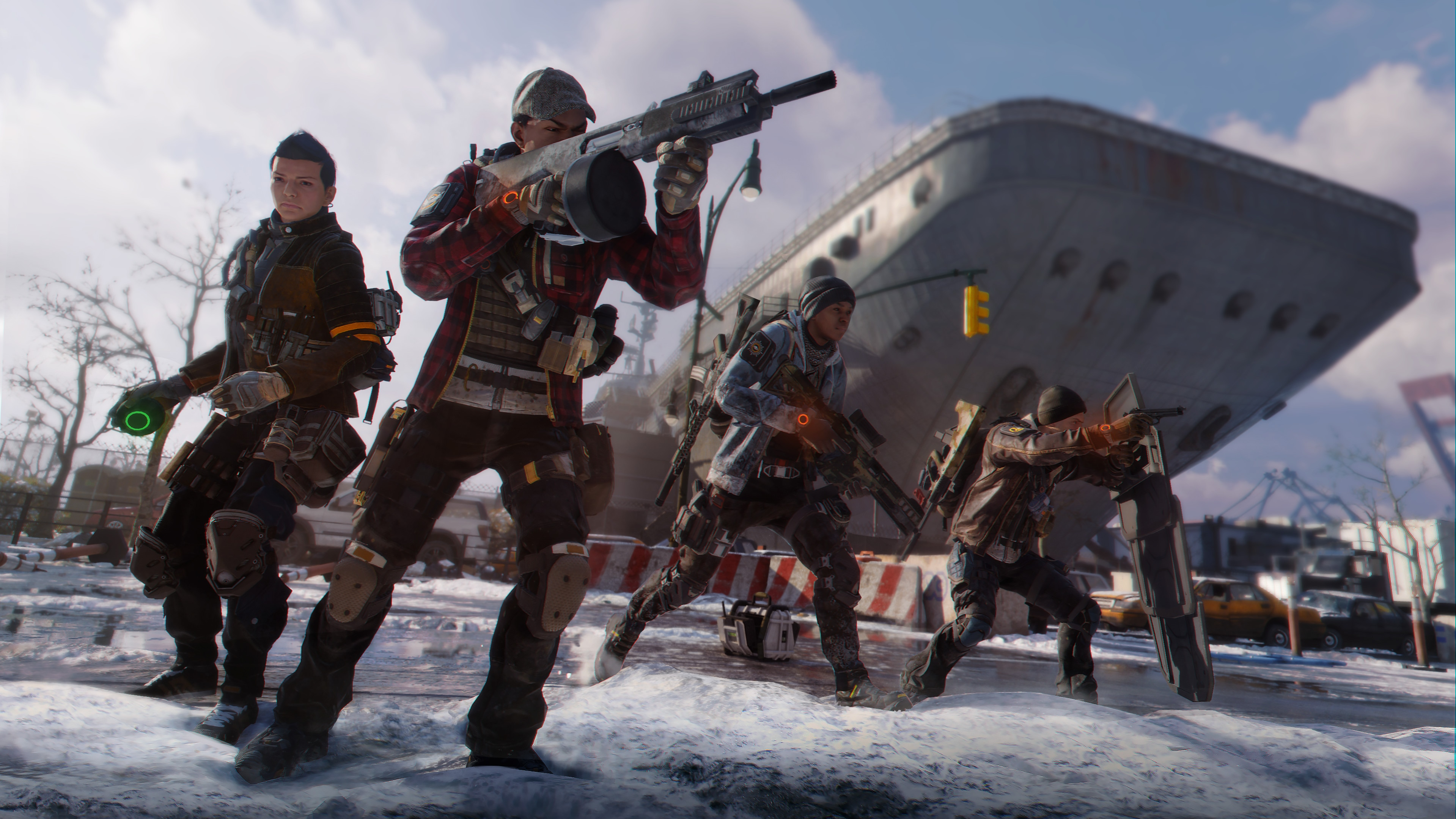 Tom Clancy's The Division Steam Key GLOBAL - 2