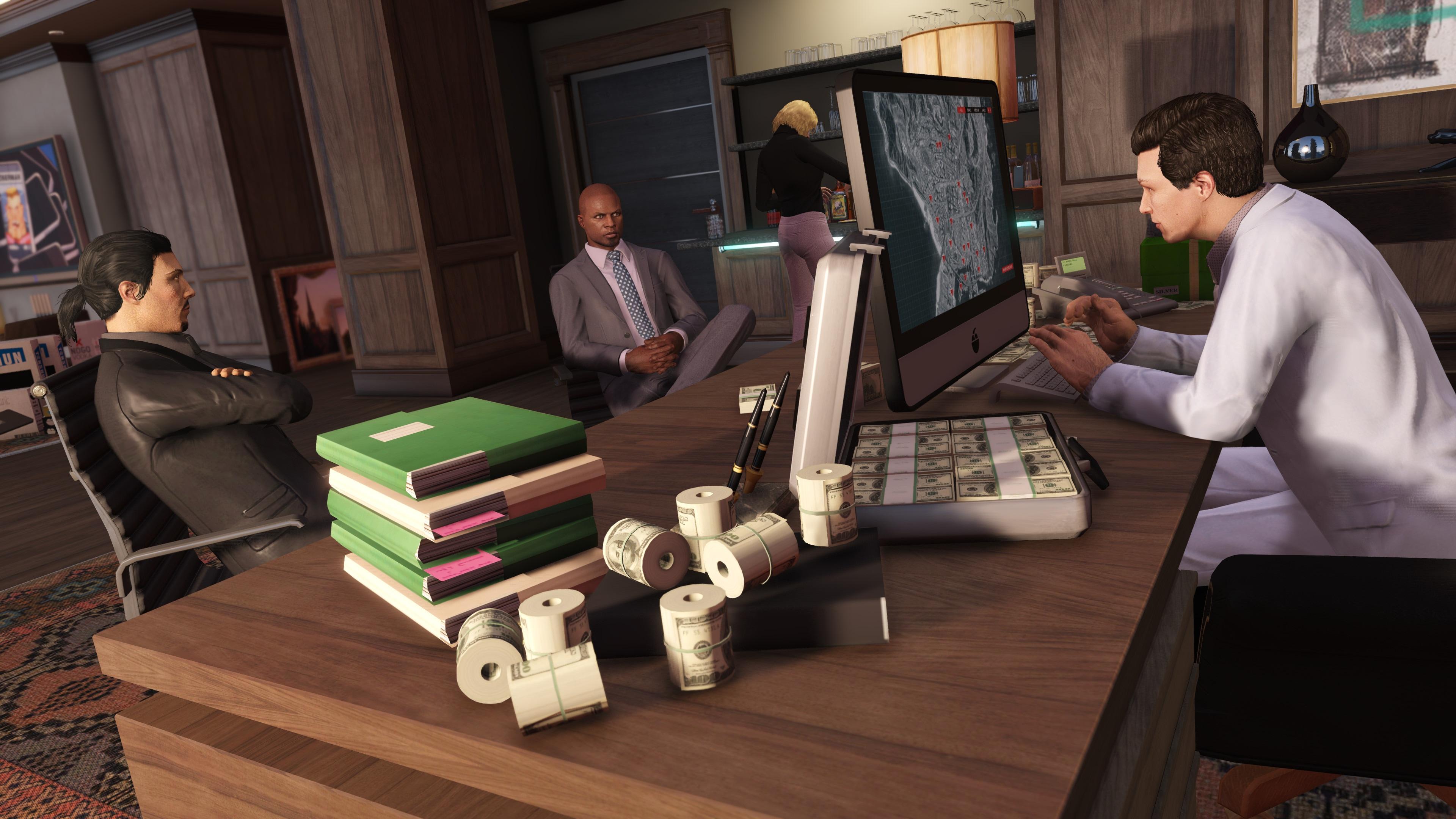 Grand Theft Auto V - Criminal Enterprise Starter Pack PSN PS4 Key UNITED STATES - 2