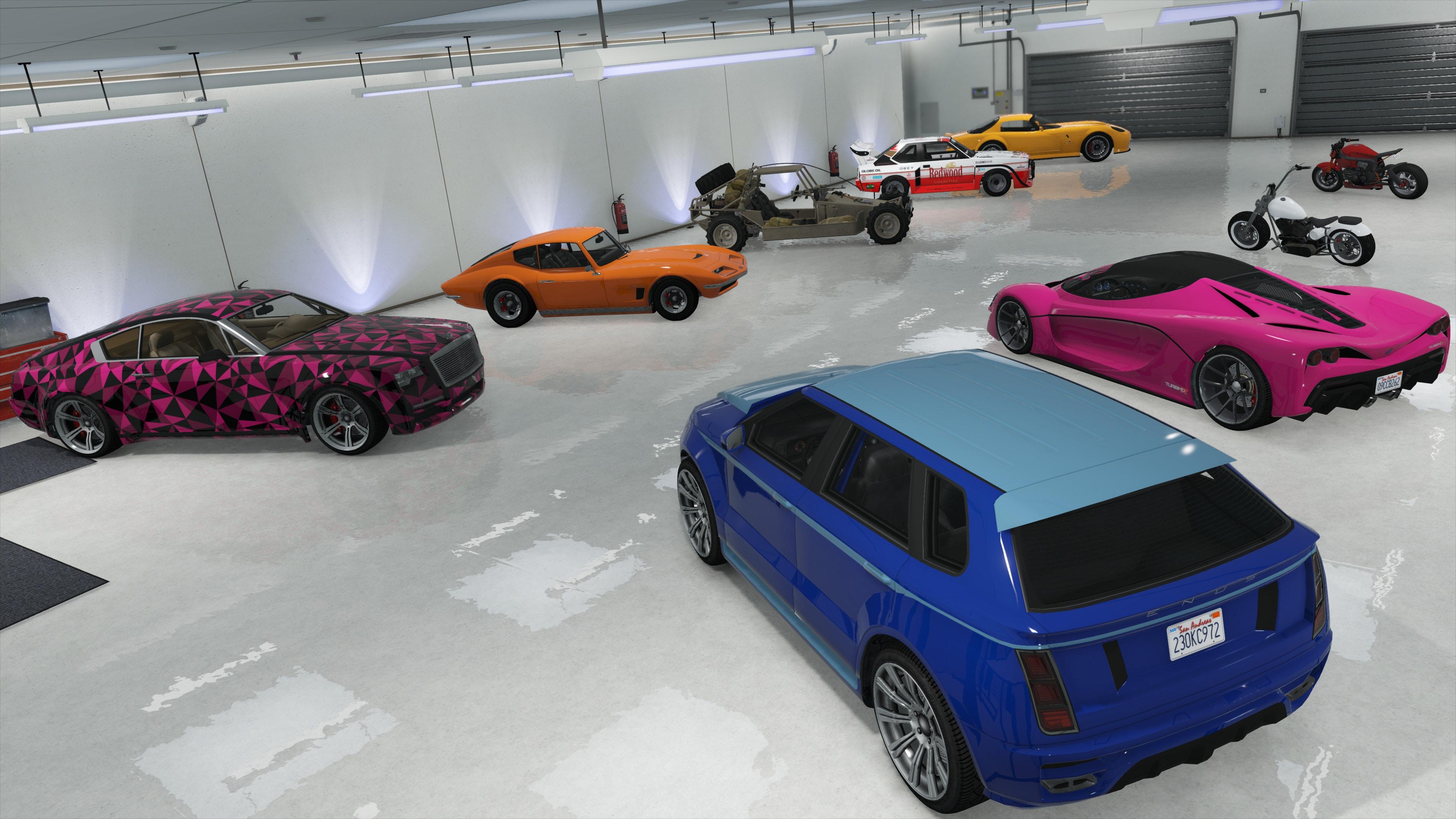 Grand Theft Auto V - Criminal Enterprise Starter Pack (PC) - Rockstar Key - GLOBAL - 4