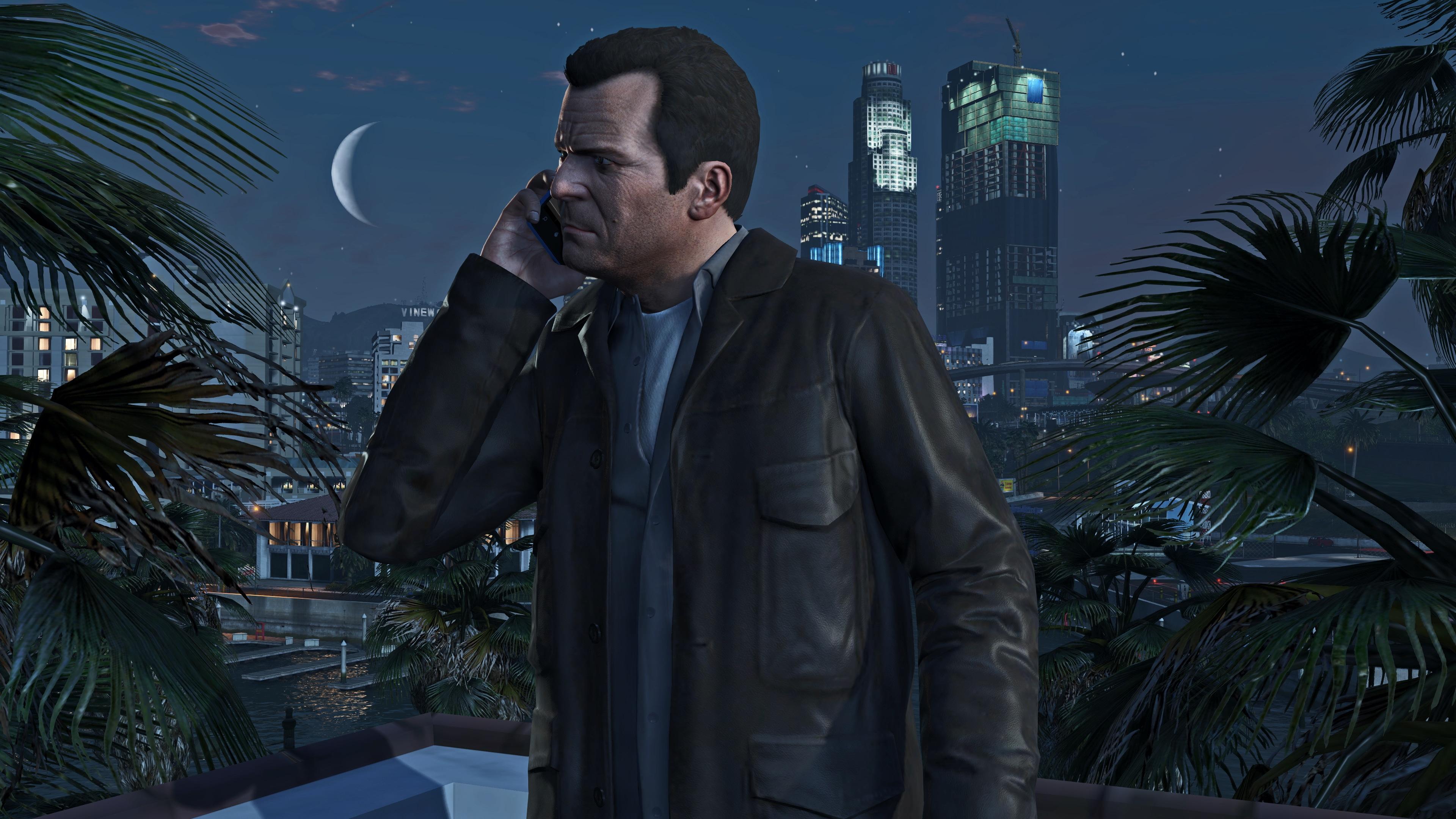 Grand Theft Auto V: Premium Online Edition & Whale Shark Card Bundle (PC) - Rockstar Key - GLOBAL - 3
