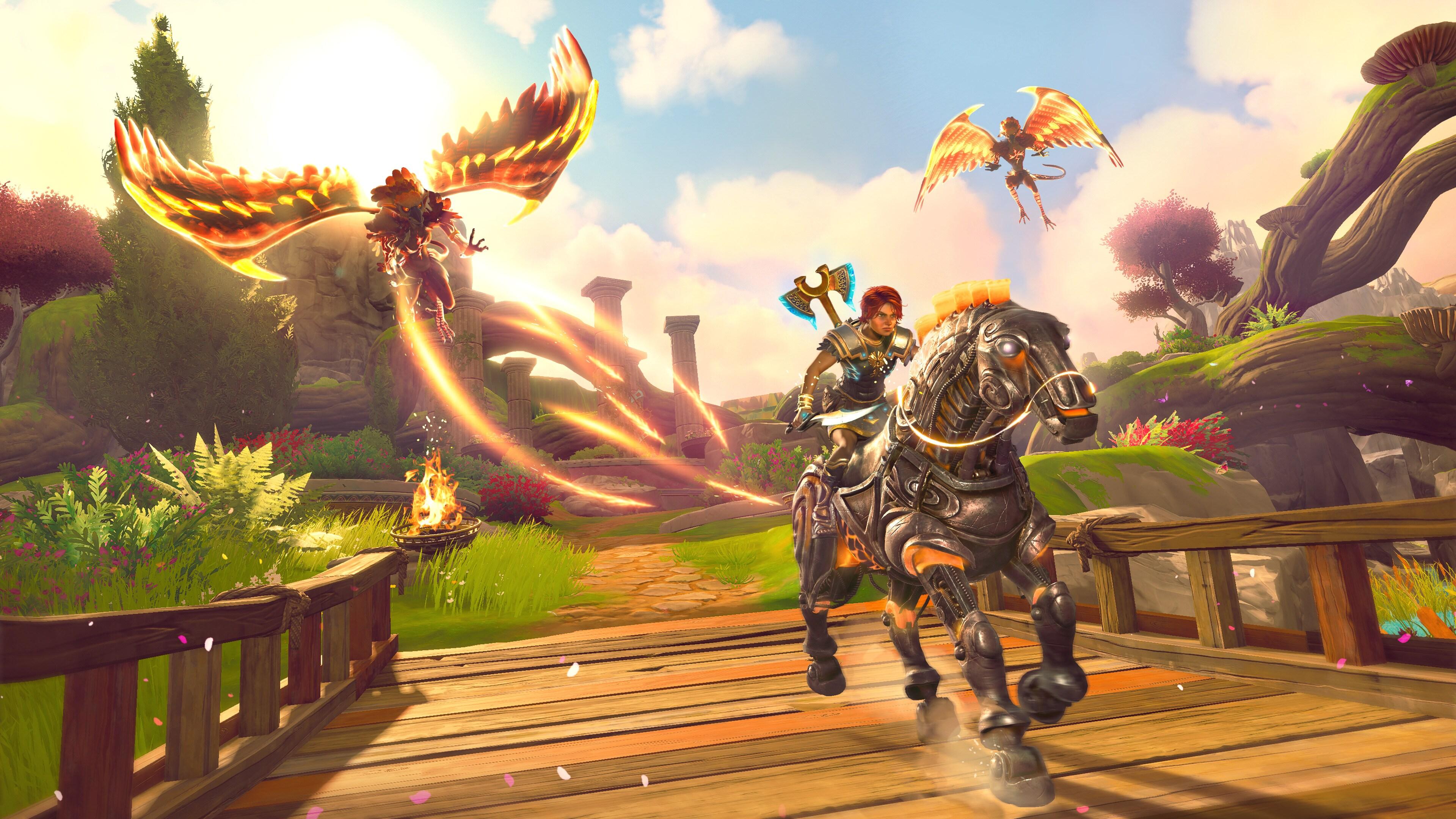 Immortals Fenyx Rising (Xbox Series X) - Xbox Live Key - UNITED STATES - 3