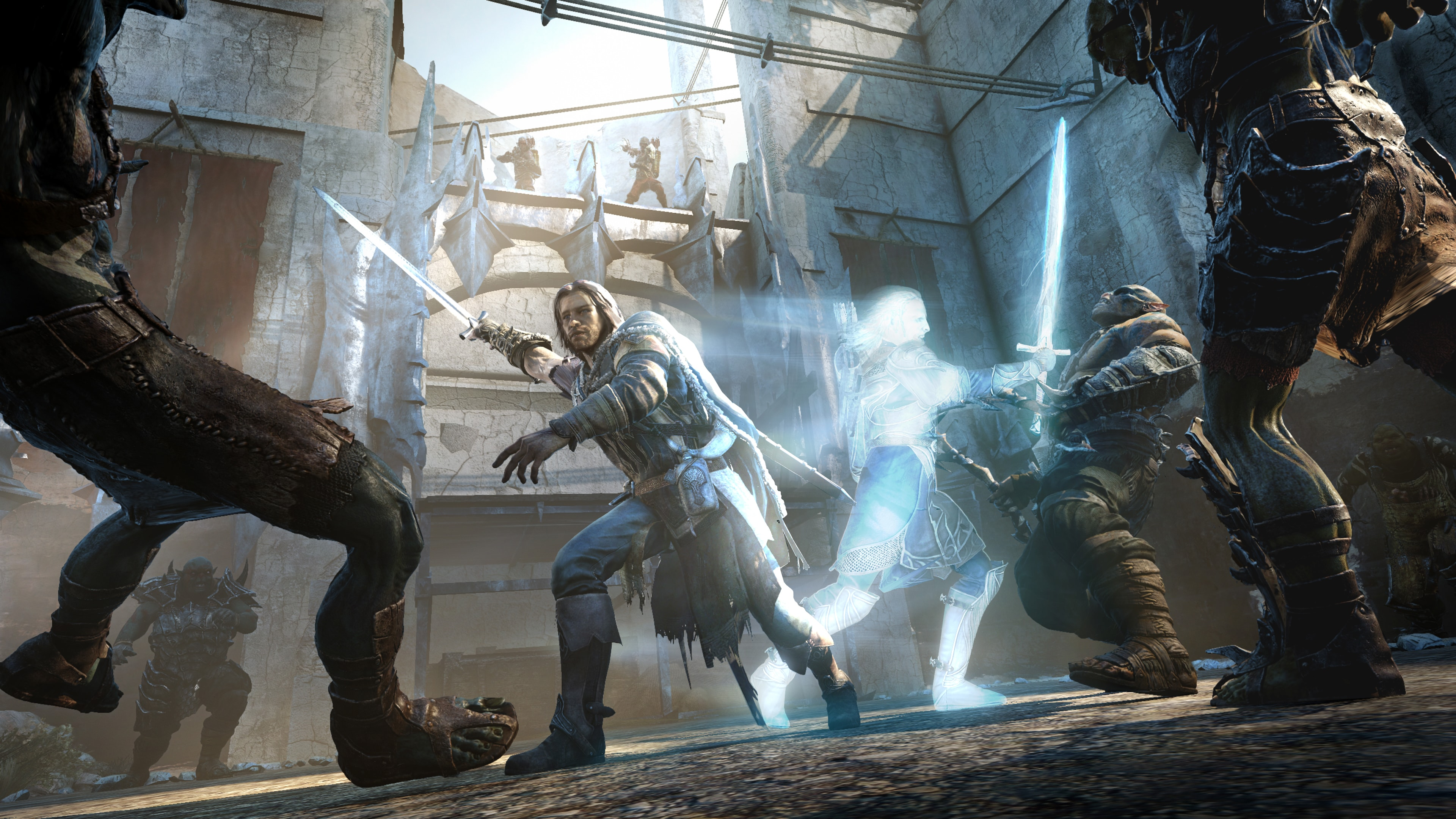 Middle-earth: Shadow of Mordor Game of the Year Edition Steam Key GLOBAL - 4