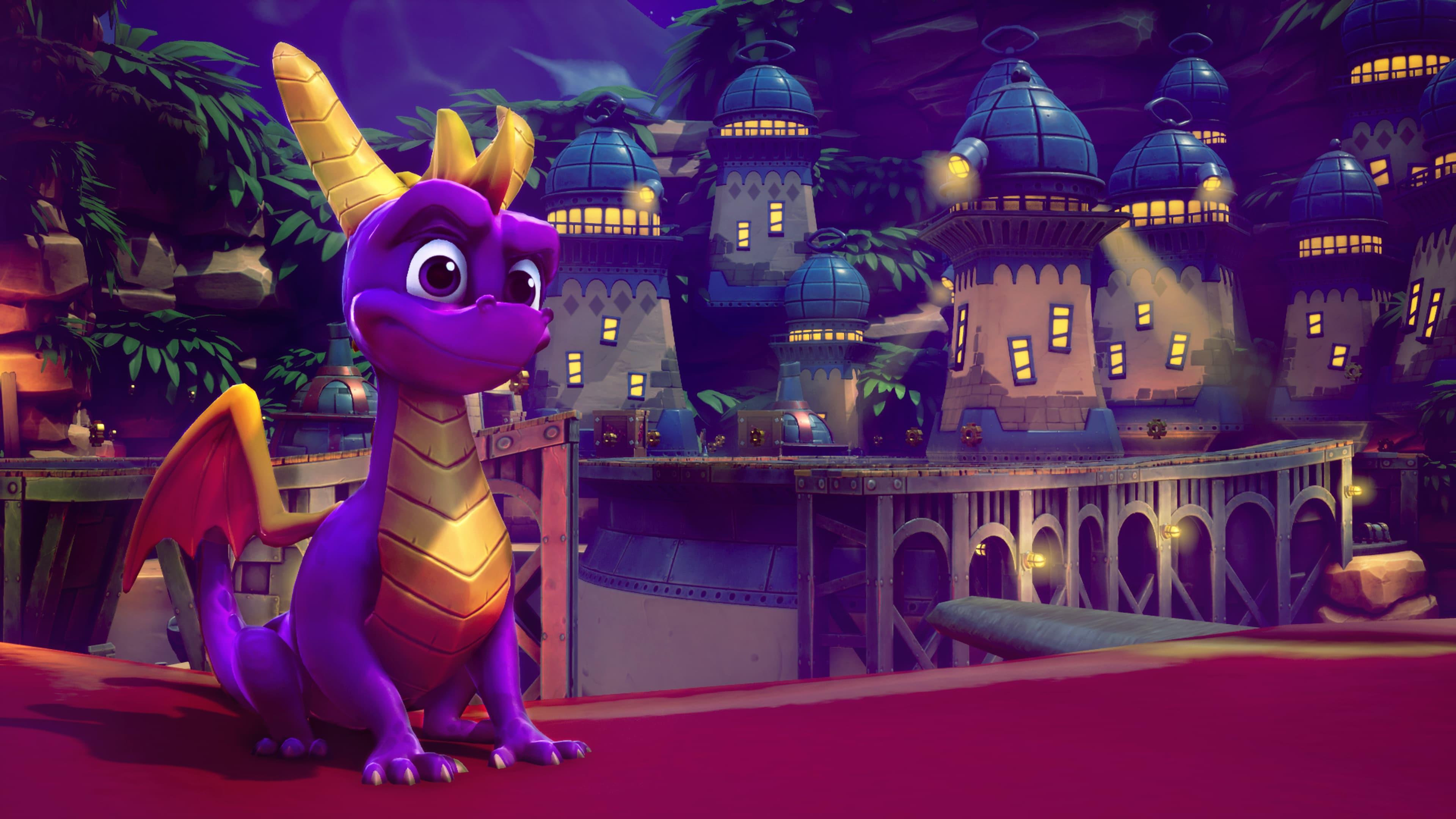 Spyro Reignited Trilogy Xbox Live Key Xbox One UNITED STATES - 3
