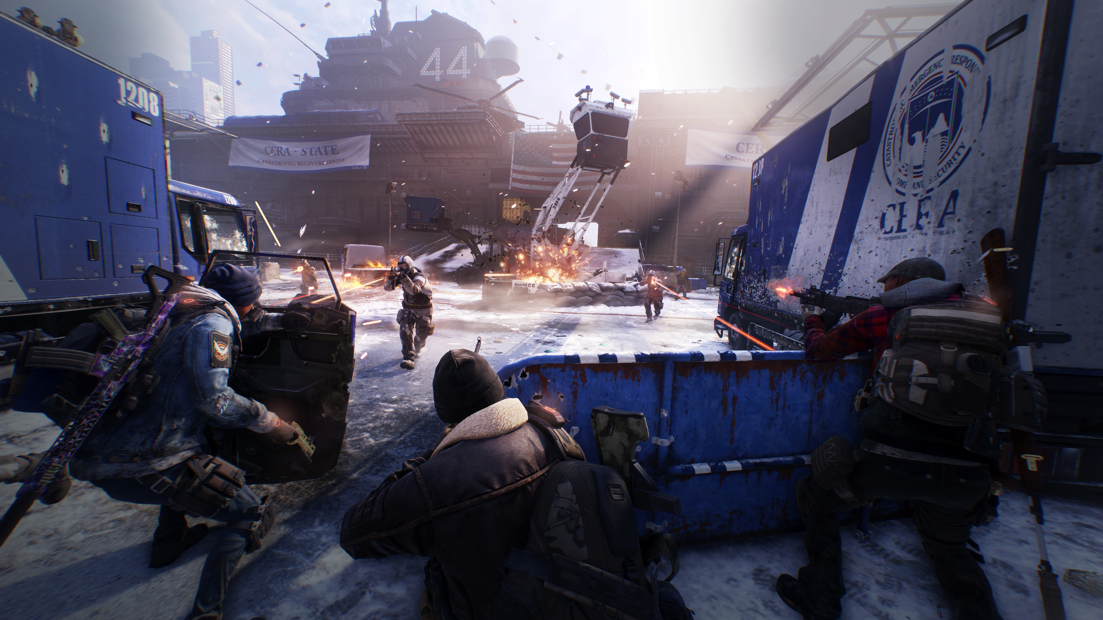 Tom Clancy's The Division Steam Key GLOBAL - 3