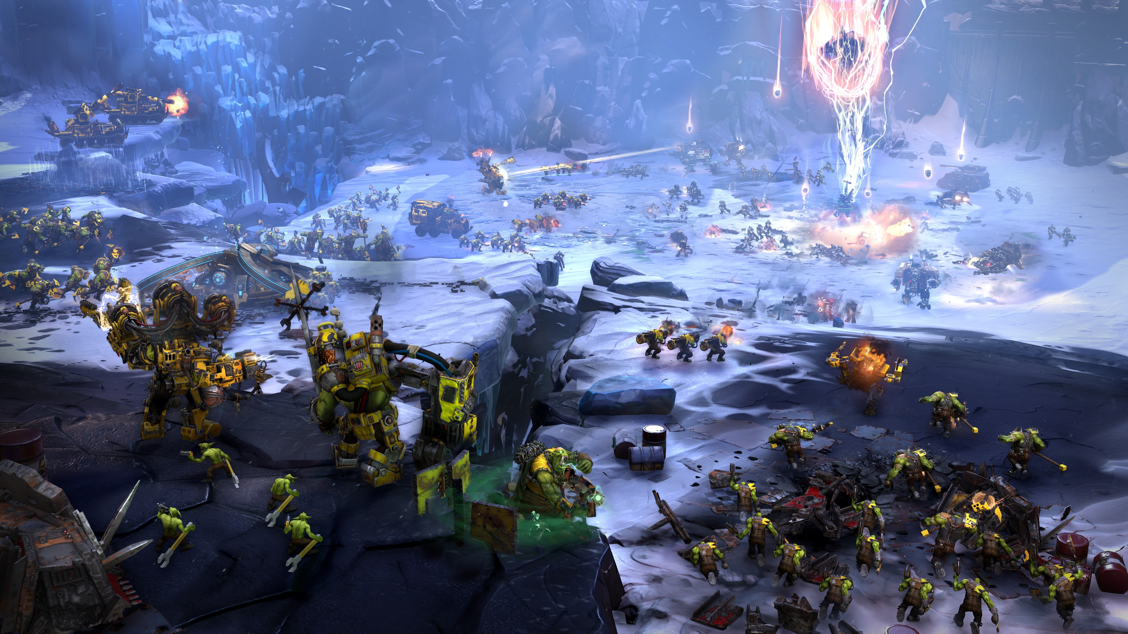 Warhammer 40,000: Dawn of War III Steam Key GLOBAL - 4