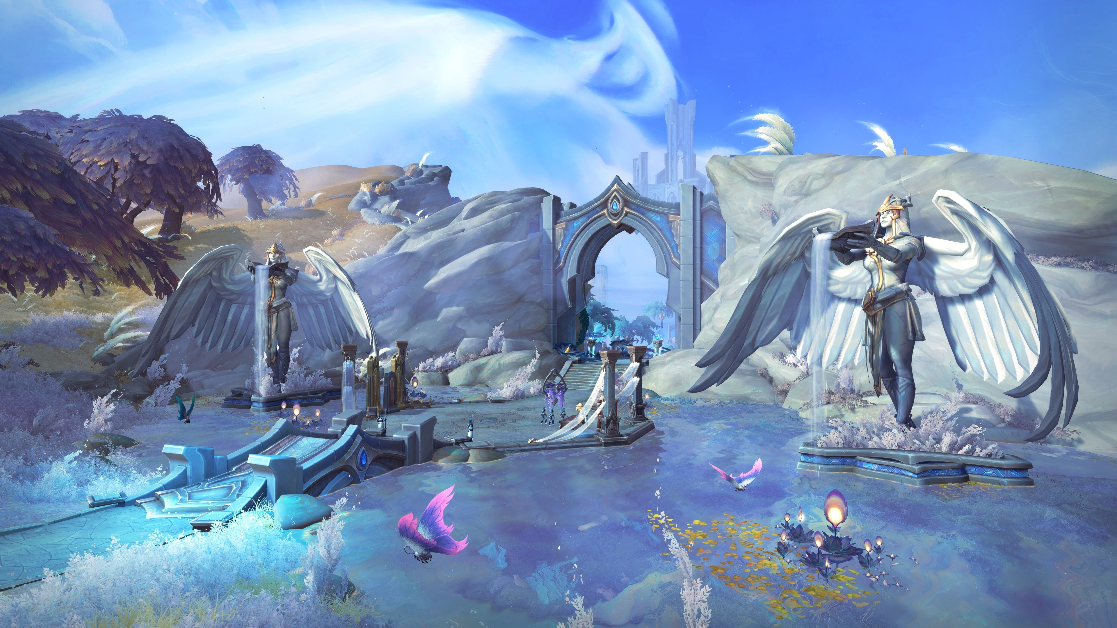 World of Warcraft: Shadowlands | Base Edition (PC) - Battle.net Key - NORTH AMERICA - 4