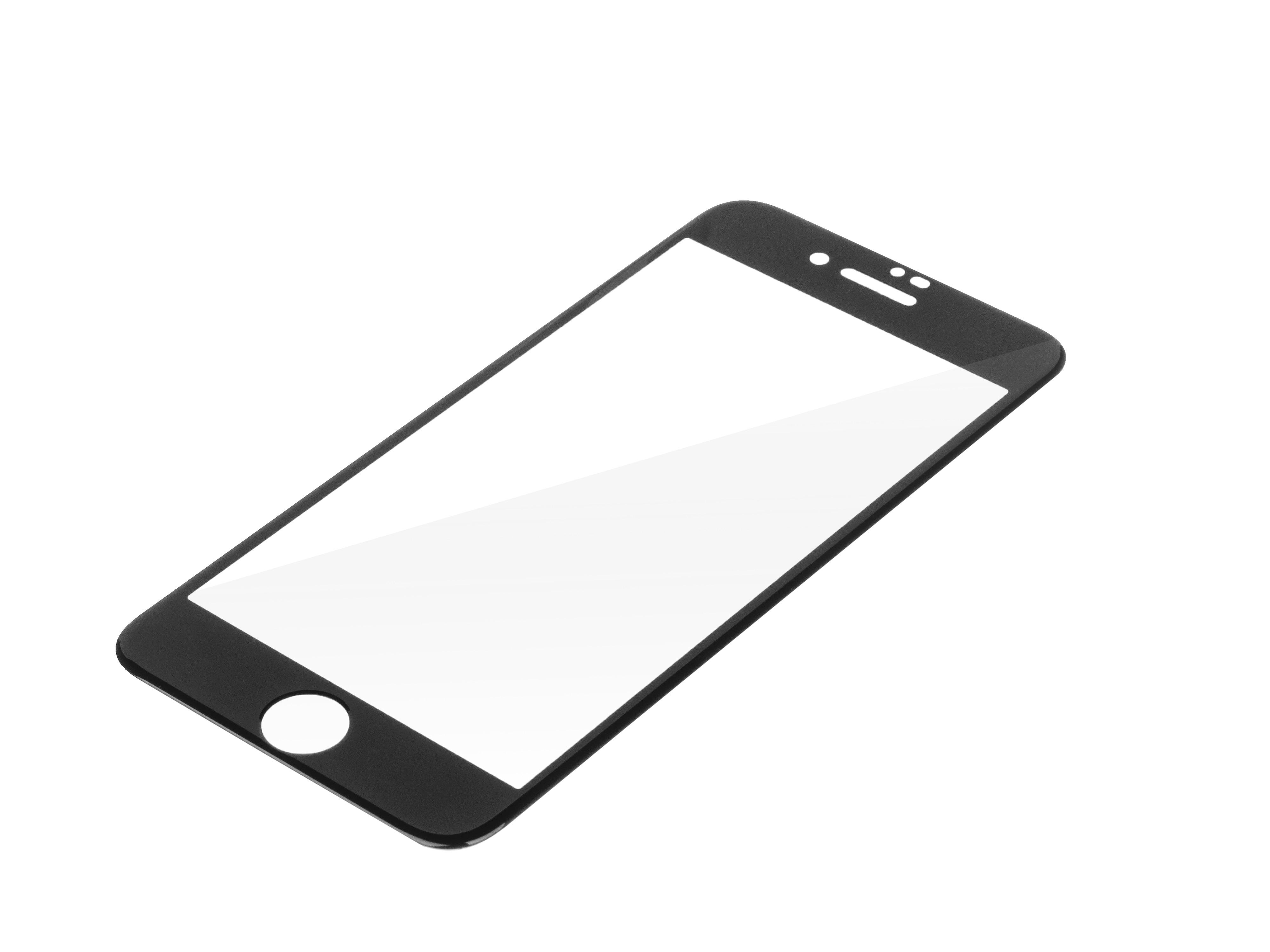 GC® GC Clarity Screen Protector Apple iPhone 7 8 - Black - 2