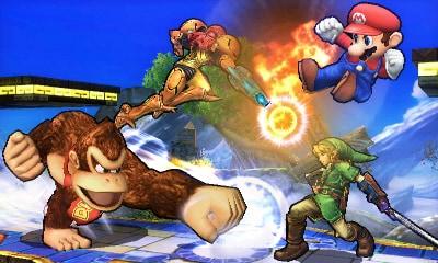 Super Smash Bros. eShop Code NORTH AMERICA - 3