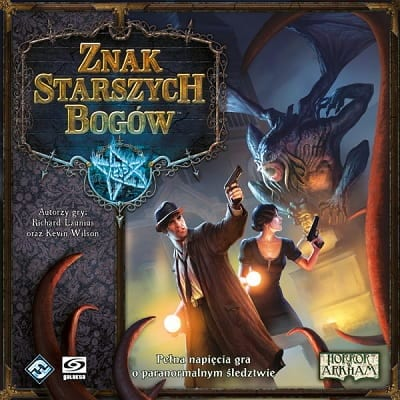 ZNAK STARSZYCH BOGÓW - 1