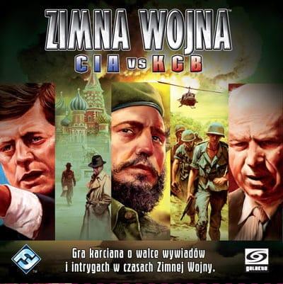 ZIMNA WOJNA : CIA vs KGB - 1