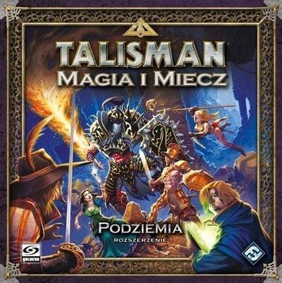 Talisman Magia i Miecz Podziemia - 1