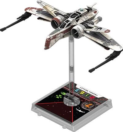 Star Wars X-Wing - ARC-170 - 1