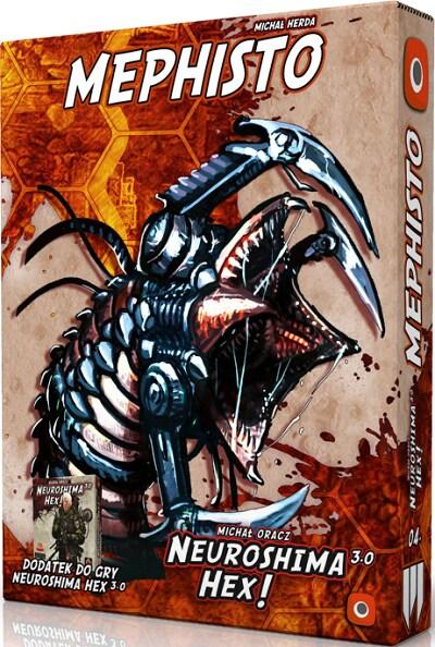 Neuroshima HEX! 3.0: Mephisto - 1