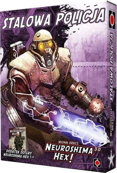 Neuroshima Hex 3.0 Stalowa Policja - 1