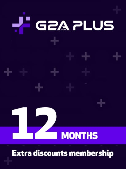 G2A PLUS - one-time activation code (12 Months) - G2A.COM Key - GLOBAL - 1