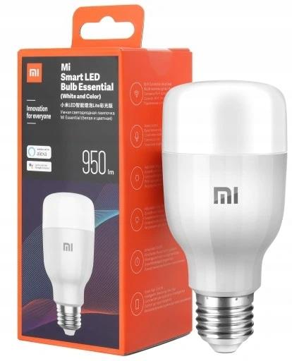 Xiaomi Żarówka Mi Led Smart Bulb White&Color - 4