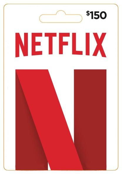 Netflix Gift Card 150 MXN - Netflix Key - MEXICO - 1