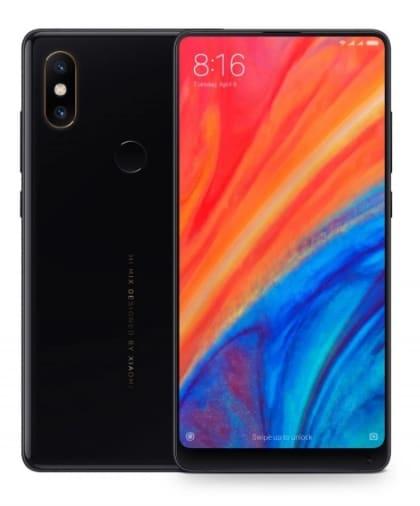 Xiaomi Mi Mix 2S 6/64Gb white  MZB6206EU - 1