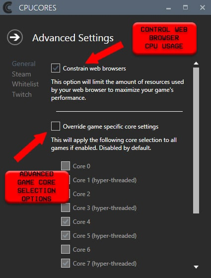 CPUCores :: Maximize Your FPS - Steam Gift - EUROPE - 3