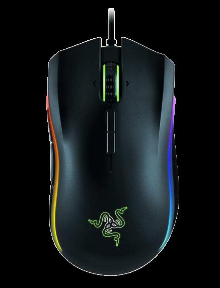 Razer Mamba Tournament Edition Ergonomic Gaming Mouse - Multi-Colour - 4