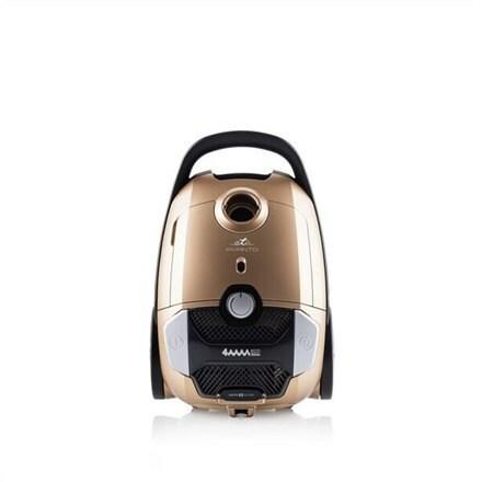 Eta Avanto Vacuum Cleaner Eta351990000 Bagged, Golden, 800 W, 3 L, A, A, A, A, 68 Db, - 1