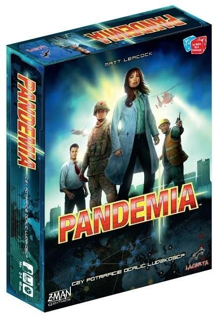 Pandemia (Pandemic) - 1