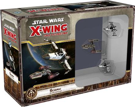 Star Wars X-Wing - Ścigani - 1