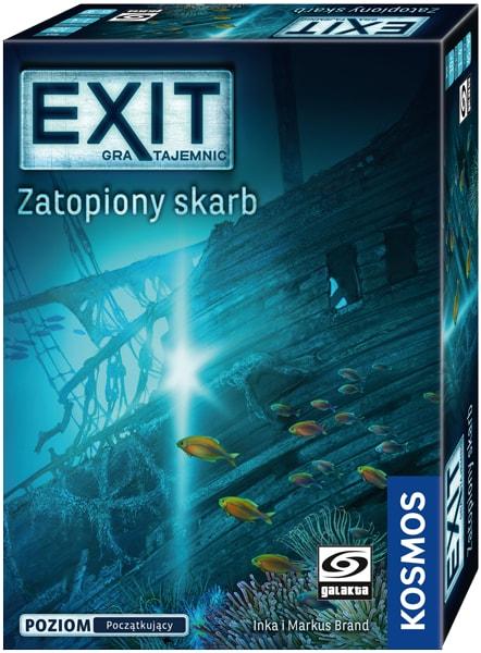 EXIT Zatopiony Skarb - 1