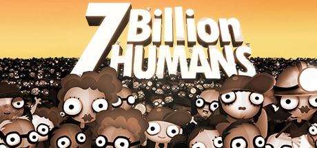 7 Billion Humans Steam Key GLOBAL - 2