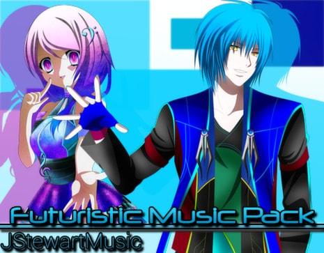 RPG Maker VX Ace - JSM Futuristic Music Pack (PC) - Steam Key - GLOBAL - 1