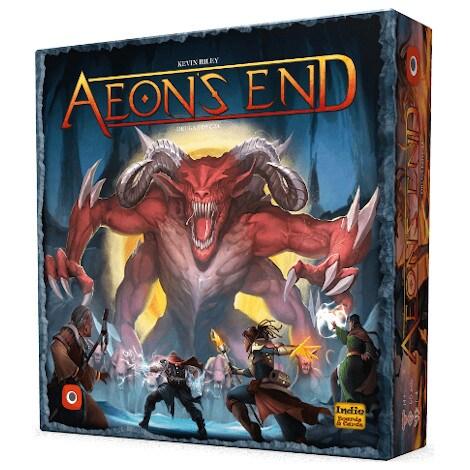 Aeon's End - 1