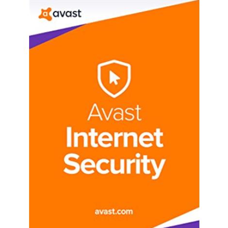 AVAST Internet Security PC 1 Device 1 Year Key GLOBAL - 1
