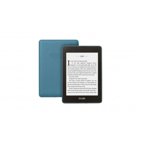 CZYTNIK E-BOOK AMAZON KINDLE PAPERWHITE 4 8GB WATERPROOF Z REKLAMAMI (NIEBIESKI) - 1