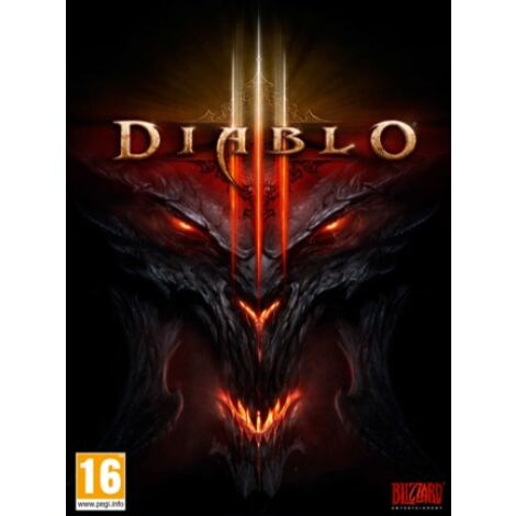 Diablo 3 Battle.net PC Key GLOBAL - 1