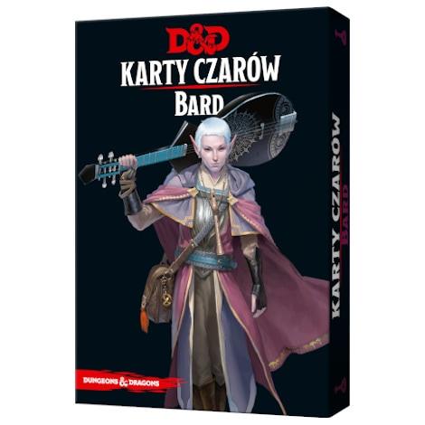 Dungeons & Dragons: Karty czarów - Bard - 1