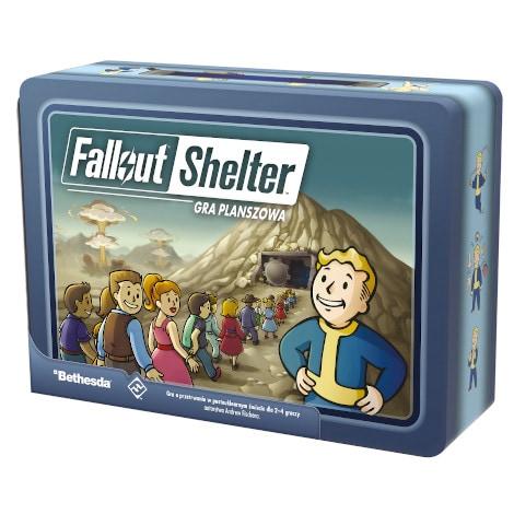 Fallout Shelter (edycja polska) - 1