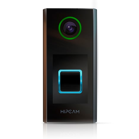 HIPCAM Smart Security Camera Pack Pro 2 (Doorbell+2 Outdoor)Wifi 1080 FHD, Nigth vision Face&Person detection - 3