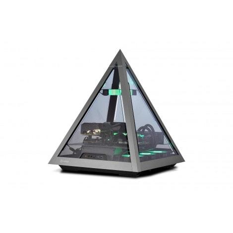 KOMPUTER HIRO PYRAMID - INTEL I9-11900KF, RTX 3070 8GB, 32GB RAM, 1TB M.2 SAMSUNG, W10 Windows 10 Home 32 GB 1000 SSD (Solid State Drive) Gray - 1
