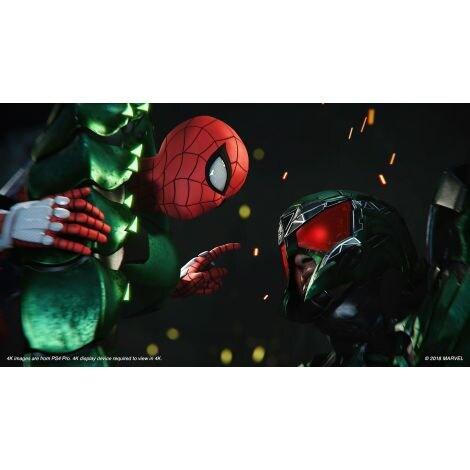 Marvel's Spider-Man PS4 PSN Key NORTH AMERICA - 3