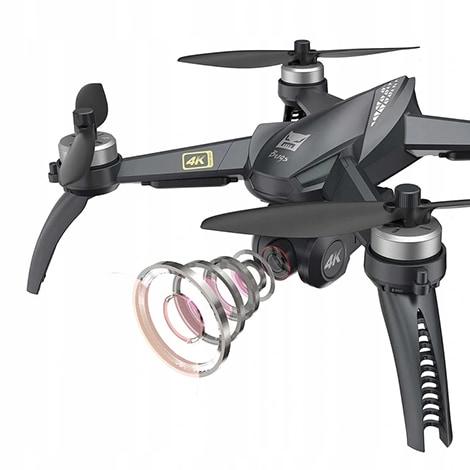 MJX B5W GPS 5G Wifi Upgraded RC Drone - 4K Camera - 3
