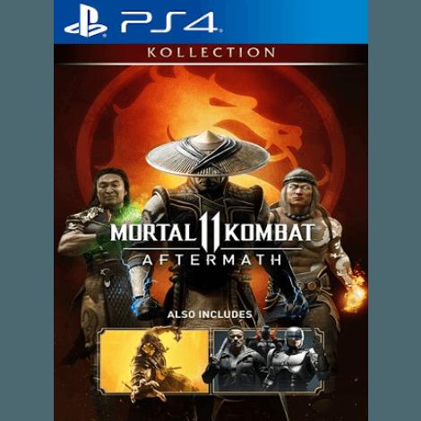 Mortal Kombat 11 | Aftermath Kollection (PS4, PS5) - PSN Key - UNITED STATES - 1