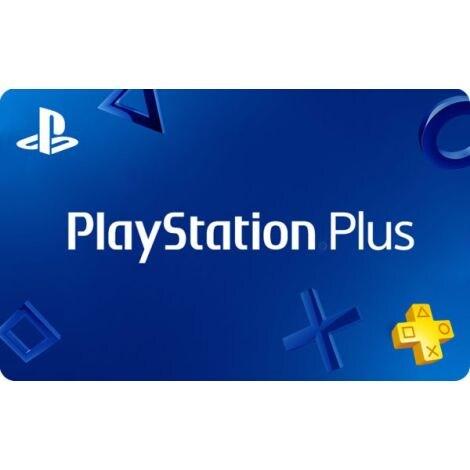 Playstation Plus CARD 365 Days PSN SLOVAKIA - 2