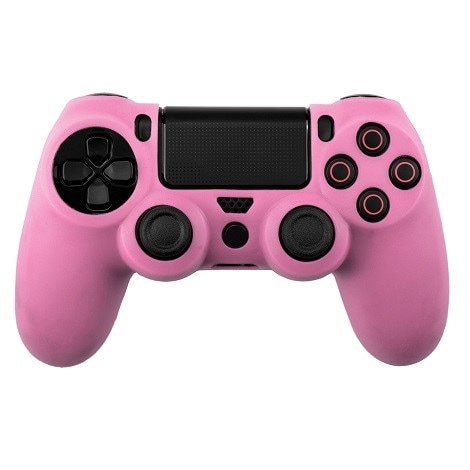 Silicone Protect Case PINK (PS4) Pink - 1