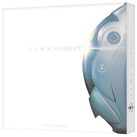T.I.M.E Stories (edycja polska) - 1
