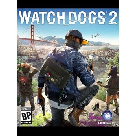 Watch Dogs 2 Steam Key GLOBAL - 1