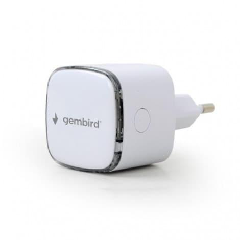 Wzmacniacz sygnału WiFi Gembird WNP-RP300-02 300Mb/s (biały) - 2